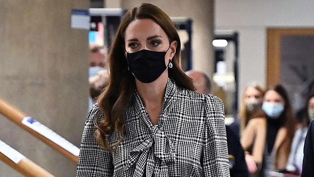 Kate Middleton porte une robe Zara à 22 $ pour visiter l'UCL – Voir les photos