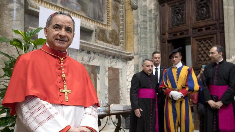 Referral for Cardinal Angelo Besiu's trial cancels funds for Holy See