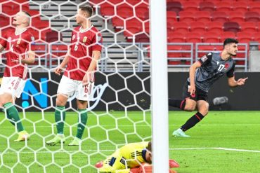 World Cup Qualification: Hungary Defeats, England Celebrate Run-Away Victory - Football