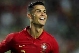 Cristiano Ronaldo scores a hat-trick as Portugal beat Luxembourg - World Cup qualifier