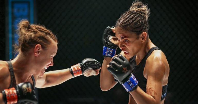 The first trailer of Halle Berry's MMA movie has been released - Marseille News