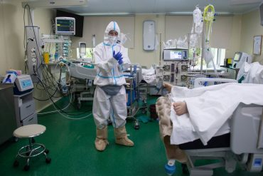 Kovid-19 For the first time in Russia the world ranks first in 1,000 deaths per day