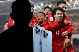 A Vietnamese player smashes a new iPhone 13 box, but is it incredibly cheap technology?
