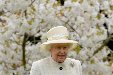 Queen Elizabeth II was admitted after her visit to Northern Ireland was canceled