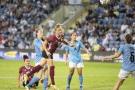 National player Julia Gwynn returns after 397 days
