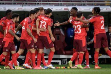 2-0, Switzerland beat Northern Ireland in European qualifiers