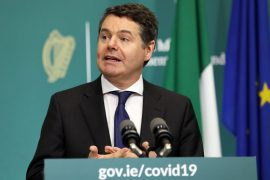 A comprehensive tax deal is approaching as Ireland refuses to sign