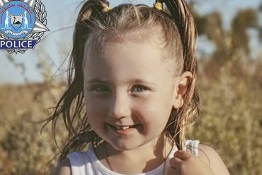 Australia BRL offers 4.2 million to find missing girl - News