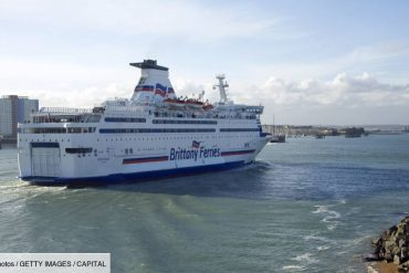Britanni ferries plagued by Brexit and health crisis receive 45 45 million in subsidies