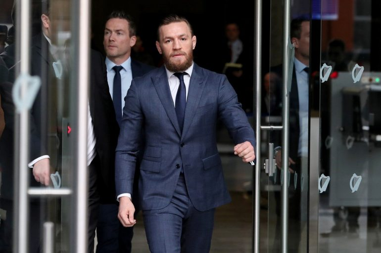 Connor McGregor sells the boat and wants to buy another pub