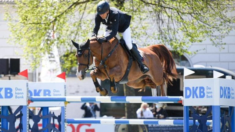 Equestrian Sports - Show Jumping Riders Disappointed: Only Sixth in Nations Cup - Sports
