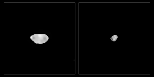 European astronomers photographed 42 major belt asteroids.  Most of this we see for the first time - VTM.cz