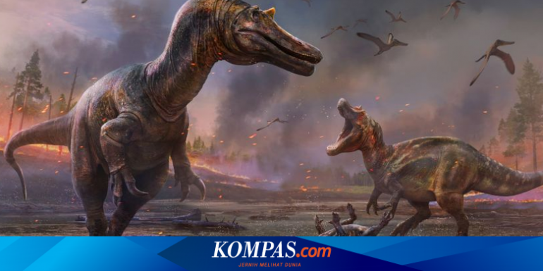Experts have discovered two new species of dinosaurs that prey on all prey in the UK
