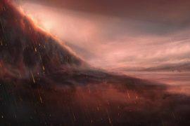 Extremely Exoplanet - Jupiter, it's very hot, it's raining iron