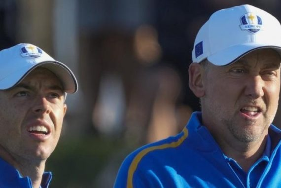 Golfers in Europe with heavy setbacks