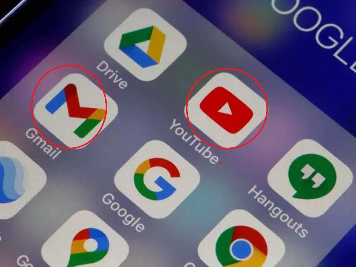 Against you .. Adds an exciting change to access Gmail and YouTube and add up to 150 million users
