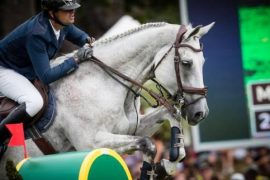 Horseback Riding - Nations Cup