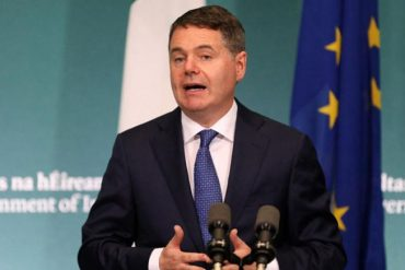 Ireland says yes to global corporate tax