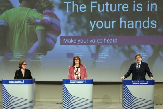 Largely neglected conference focuses on Europe's future - EURACTIV.de