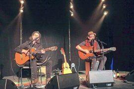 Los Dos Lunaticos en spectacle à Irlande le 23 octobre
