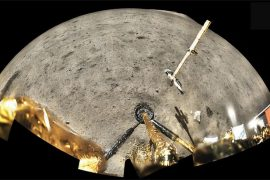 Lunar rocks carrying to Earth disrupt the solar system's timeline