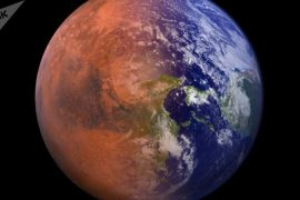 """Mars is more beautiful than Earth .. Watch his sad story when he lost his """"decent"""" element and went to hell ... Photos and Video"""