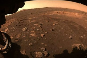 NASA has released more sounds from Mars