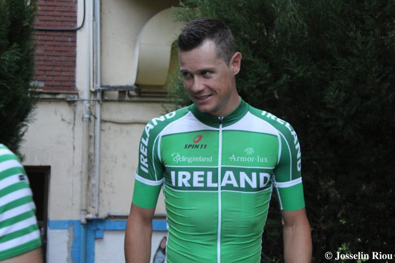 Nicholas Roche is retiring from Pelton after 17 years
