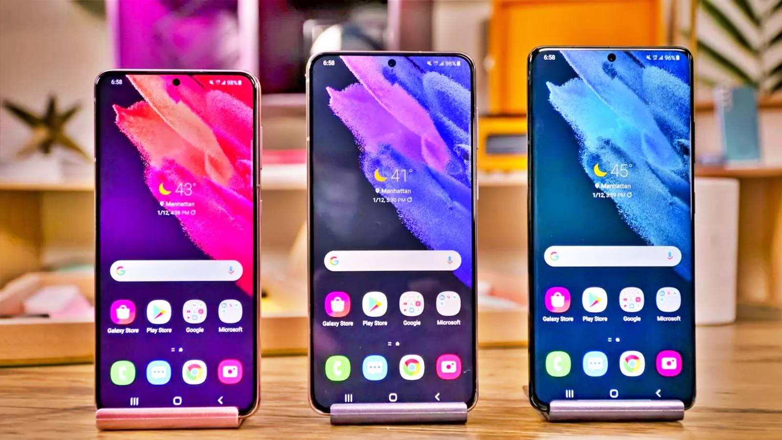 Samsung Galaxy S21 Imag Discounts 1000 LEI