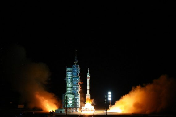 ShenShow-13, China's longest-running space mission successfully launched