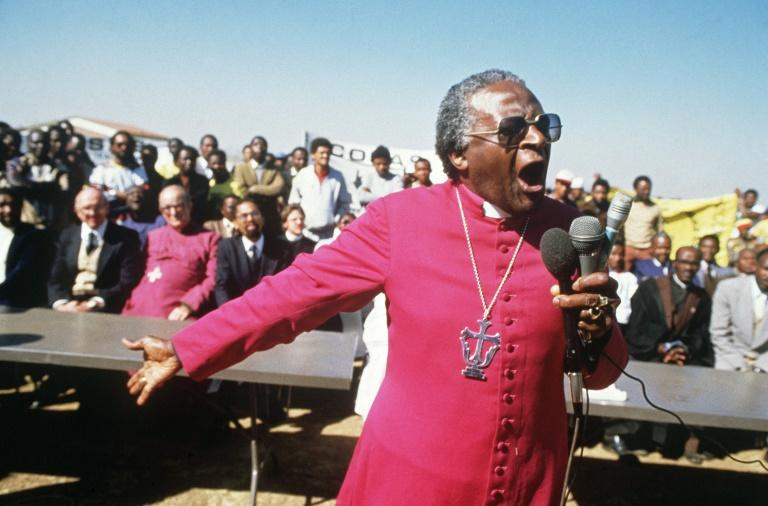 South Africa celebrates the 90th anniversary of Desmond Tutu