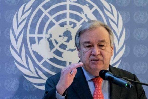 Sudan's prime minister should be released immediately, UN chief