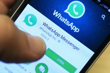 The Data Protection Authority is demanding a record amount from Whatsapp