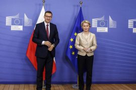 The Polish Prime Minister called to explain the controversial judicial reform