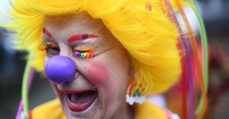 The circus is attracting newcomers as Ireland faces a clown shortage