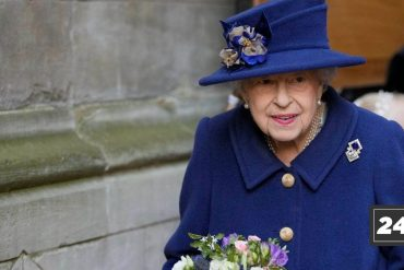 The trip to Northern Ireland was canceled on the medical recommendation of Queen Elizabeth II