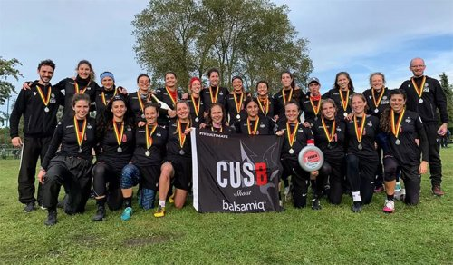 Ultimate Frisbee - Confirms Bologna and Cus are on top