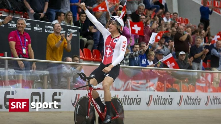 With a new Swiss record - Imhoff celebrates bronze in individual effort - sport