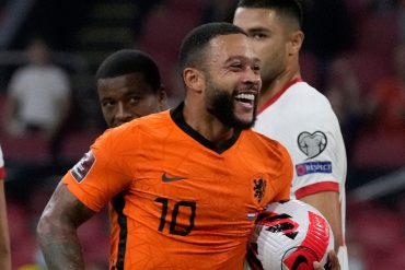 World Cup Qualifiers: Run away for Netherlands, Austria lose again - 2022 World Cup - Football