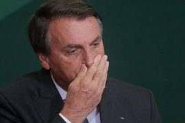 YouTube has suspended Jair Bolsonaro's channel for a week